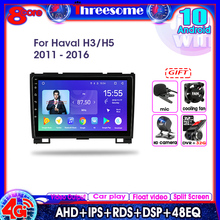 Car-Radio Multimedia Hover Great-Wall Android 2din Navigation Gps Video-Player 4G