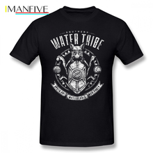 Avatar T Shirt Southern Water Tribe T-Shirt 4xl Printed Tee Men Awesome Cotton Short Sleeve Casual Tshirt