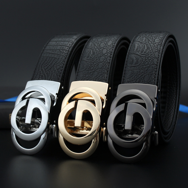 2021 Fashion new Design G Letter Buckle High Quality Cowhide Mens Woman Belts Width 3.4cm Casual Fashion Smooth buckle Belt