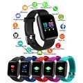 116Plus Smart Uhr Wasserdicht Smart Armband fitness Übung Tracking Blutdruck Herz Rate Erkennung Smart Uhr Armband