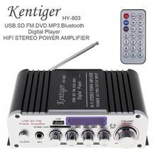 2CH HI-FI Bluetooth Car Audio Power Amplifier FM Stereo Radi
