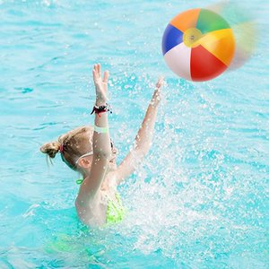 Funny Inflatable Beach Ball Po