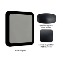 Magnetic Mobile Phone Holder Card Stand Wall Mount Tablet Holder Car Magnet Adsorption Stand for All Tablet Computers And Phone