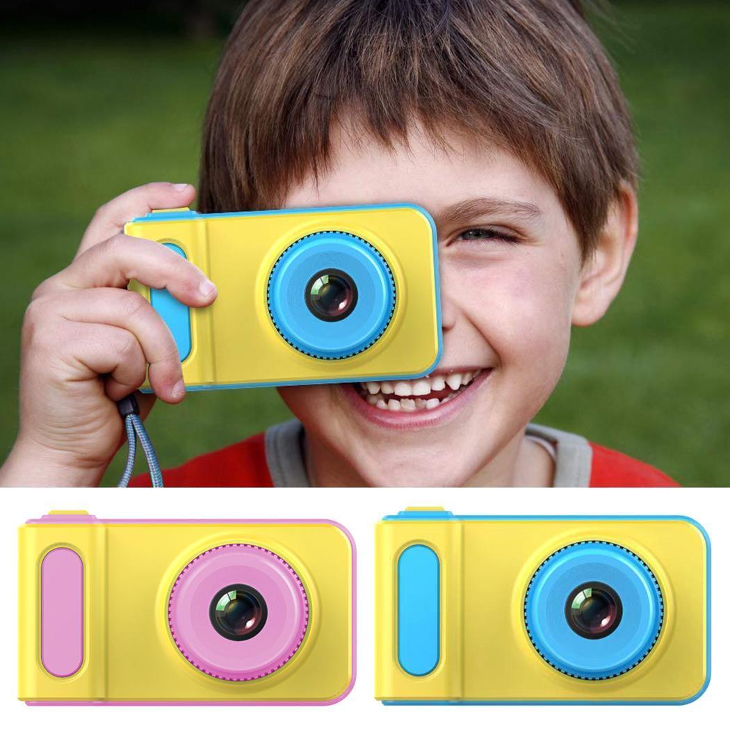 Children's Digital Camera Mini SLR Cartoon Windows / 2000/2003 / XP / Win7 Game Camera DC-5V 50HZ / 60HZ Toy