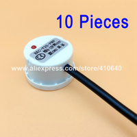10 Pieces XKC Y25 PNP 5 to 12 V Contactless Water or Liquid Level Switch Level Detector Outer Adhering Level Sensor PNP Output