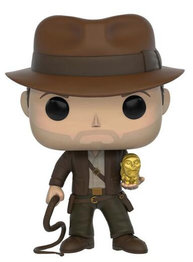 Raiders Of The Lost Ark Indiana Jones  Figure Collection Vinyl Doll Model Toys