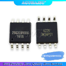 5 шт. W25Q32FVSSIG вместо W25Q32BVSSIG IC SPI FLASH 32 Мбит 8SOIC 25Q32 W25Q32 SOP8 новый оригинал