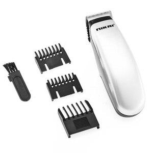 Image 4 - חשמלי שיער קליפר מיני שיער גוזם מכונת חיתוך זקן בארבר תער לגברים סגנון כלים במלאי זרוק חינם