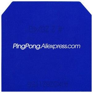Image 4 - DHS סקייליין 2 מחוזי כחול ספוג DHS TG2 כחול ספוג כחול TG 2 שולחן טניס גומי מקורי DHS פינג פונג ספוג