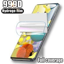 Hidrogel 999D Filme Para UM 10 20 30 40 50 60 70 80 90 Protetor de Tela Para Samsung Galaxy A10 A20 A30 A40 A50 A60 A70 A80 A90>