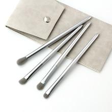 Makeup Brushes set Professiona Eyeshadow Brush Smudge Brush Nose Shadow Brush Highlight Brush dhl free shipping