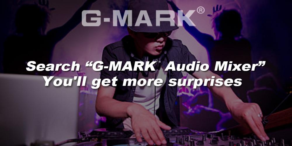 G-MARK g320 alta qualidade profissional sistema de