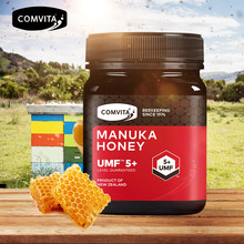 NewZealand Comvita Manuka Honey UMF5+ 1000g Digestive Immune Health Respiratory System Sooth Coughs Sore Throat Fight H.pylori