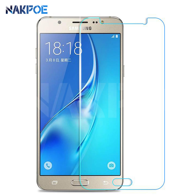 Premium Tempered Glass For Samsung Galaxy A3 A5 A7 J3 J5 J7 2015 2016 2017 A6 A8 A9 2018 Screen Protector Protective Film Case