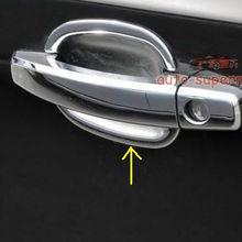 Хромированные дверные ручки чашки Миски Для Chevy Cruze 2009 2011 2012 2013