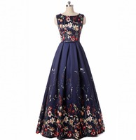Hot sale Fashion New Arrival Real Pictures Lace up Beautiful Pattern Party gowns Prom Dresses Bridesmaid Dresses Have in stock