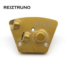 Reiztruno Веерообразный один металлический сегмент и pcd Алмазный