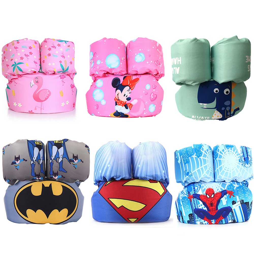2-6 Year Puddle Jumper Child Swim Rings Baby Life Jacket Life Vest Children Kids Water Sports Foam Arm Rings 14-25KG