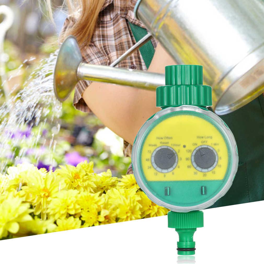 Outdoor Waktunya Irigasi Controller Otomatis Sprinkler Controller Programmable Valve Selang Air Timer untuk Taman Rumah Lahan Pertanian