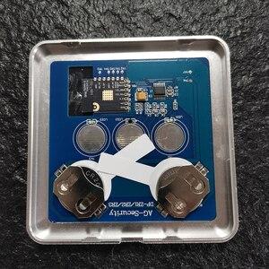 Image 5 - Commutateur de batterie de Tuya ZigBee, automatisation dun bouton de commutateur de panneau de scène fonctionnant avec le Hub de TuYa ZigBee, liaison en un clic