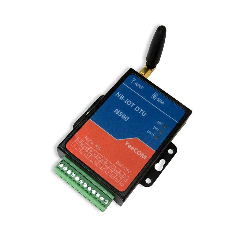 NB-IOT DTU RS485/232 Serial Port To NB Network Data Transparent Transmission MQTT HTTP Module Terminal