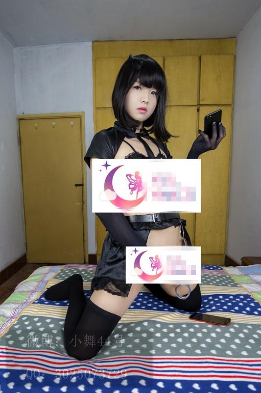 伪娘小舞之视频图片第七期下载【51p3v】