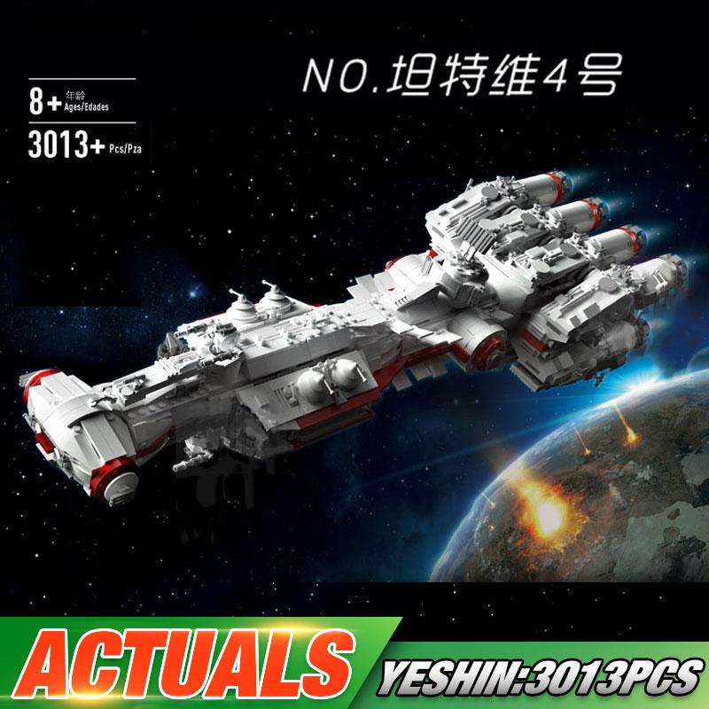 Star Toys Wars The MOC 10308 Blockade Runner (Tantive IV) Set Compatible With Lepining Building Blocks Bricks Kid Christmas Toys