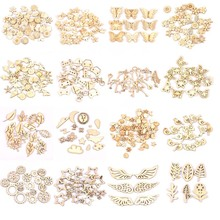 Смешанный лист/животное/бабочка фишки деревянные вырезы ремесло украшения для семейного альбома Дерево Искусство Свадебные украшения mt2520