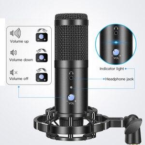 Image 4 - USB микрофон GGMM F1 для ноутбука, Mac, Youtube