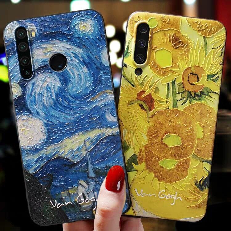 For Xiomi Xiaomi Redmi Note 8T 7 8 Pro 9S 9 Pro Max Case Cover For Xiaomi Mi 9T 10 A3 Note 10 Lite Poco F2 Pro Redmi 9 8 7a Case(China)