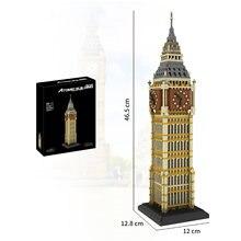 Хит продаж модель lepining city architecture street view английская