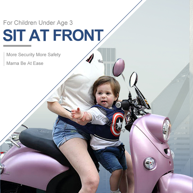 Adjustable Safety Belt For Children  5