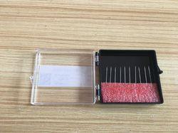 A Good Quality Box of 0.1um Micron 100 Nanometer Tungsten Steel Probe Hard Probe Wear-resistant