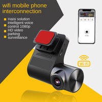 V2 WiFi Dash Cam 720P HD Auto DVR Dashcam Drehbare Objektiv Nachtsicht Dashboard Kamera Video Recorder Unterstützung APP verbindung