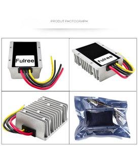 Image 4 - 10 90V to 5V 20A 100W 25A 125W DC Buck Power Converter 24V 36V 48V 60V 72V 84V to 5VDC Step Down Voltage Regulator Power Supply