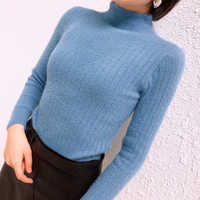 new casual sweater women winter warm pullover korean women clothing knitted sweater female 2019
