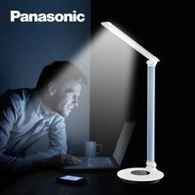 Panasonic Metal Table Lamp Desk Student Reading LED Stepless Dimming Light Flexible Modern Office