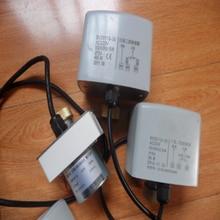 AC220 üç telli elektrikli aktüatör/kontrol anahtarı/motorlu su buhar/ısı gazı motorlu bilyalı vana denetleyici