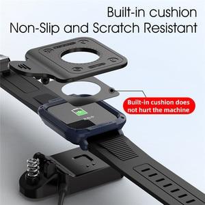 Image 5 - Voor Amazfit Bip Laders Vervanging Draagbare Clip Magnetische Cradle Voor Huami Bip Lite Midong Smart Horloge A1608 Opladen Dock