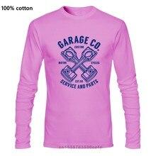 Ajax – T-Shirt pour homme, haut de Garage, moto, Service Et fêtes, Motard Mécanique, Blanc, taille ample, amusant