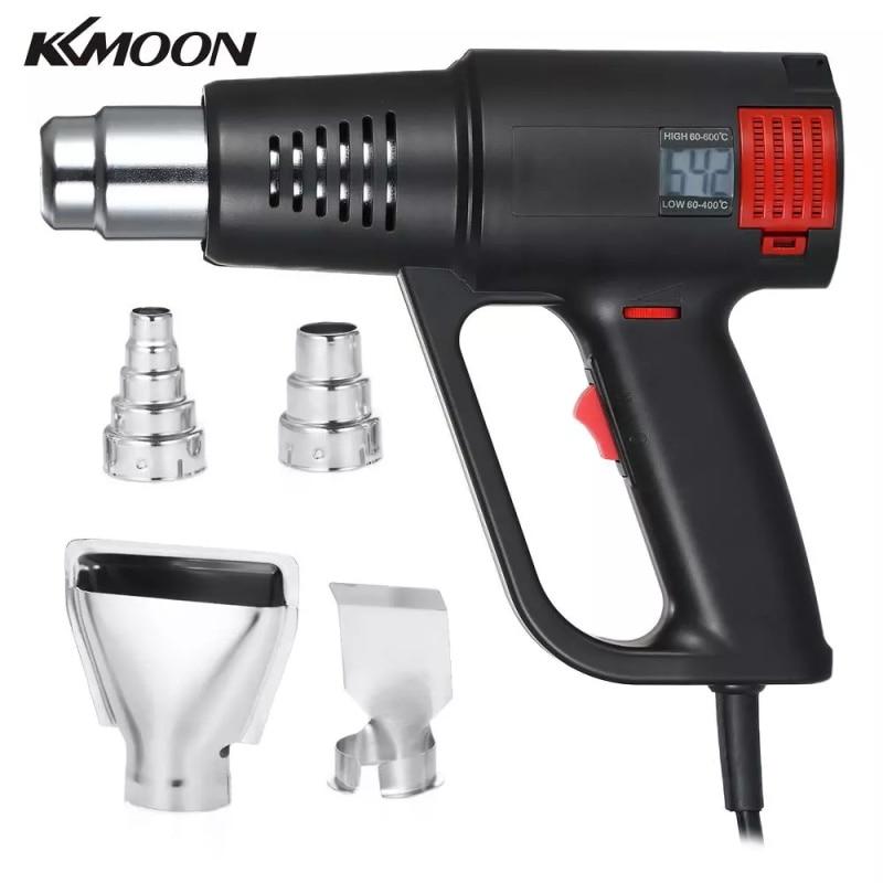 230V Hot Air Guns DIY Electric Nozzles Tool for Embossing Painting Drying Winbang Heat Guns