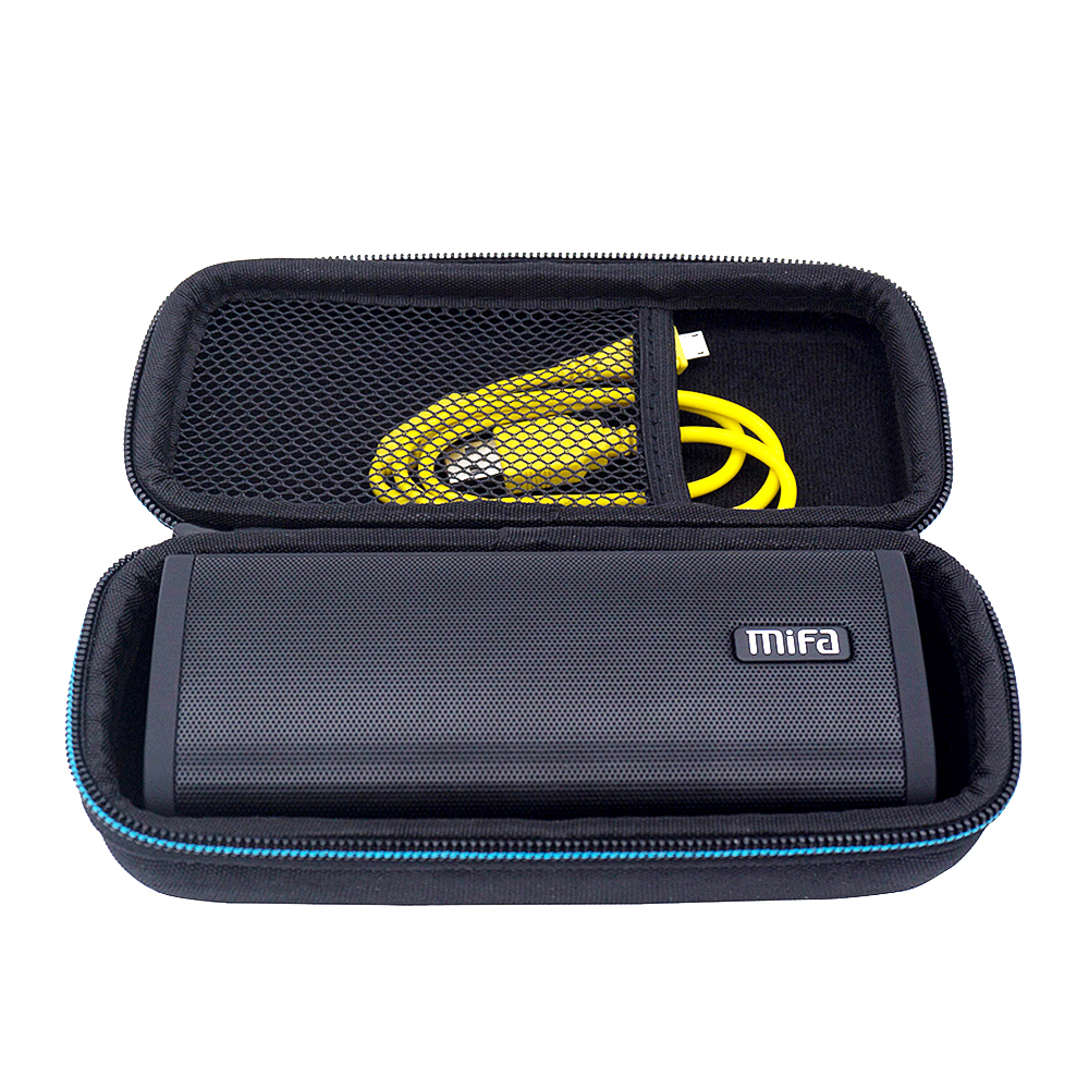 2019 Newest EVA Hard Carrying Travel Cases Bags for <font><b>MIFA</b></font> <font><b>A10</b></font> Waterproof Wireless Bluetooth Speaker Cases image