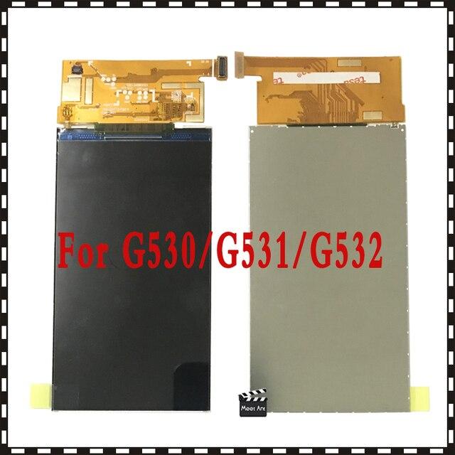 삼성 갤럭시 그랜드 프라임 G530 G531 / J2 프라임 SM G532 G532 Lcd 디스플레이 화면에 대한 새로운 5Pcs AAA 품질