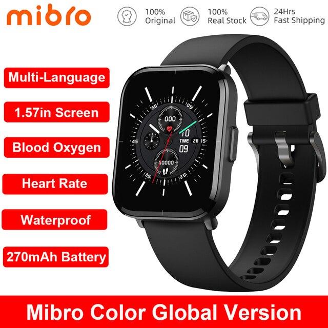 コネクテッドスポーツウォッチ,男性用心拍数と血圧モニター,防水,AndroidおよびiOS用
