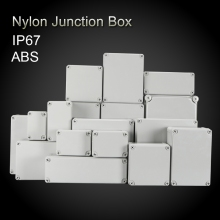 200*200*130 250*150*130 IP67 Waterproof Electrical Junction Box ABS plastic Enclosure Case Distribution box for CCTV Camera most popular waterproof enclosure portable distribution box electrical boxes power distribution box sp at 302016