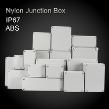 цена на IP67 Waterproof Electrical Junction Box ABS plastic Enclosure Case Outdoor Distribution box for CCTV Camera