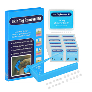 Skin Tag Remover Kit For Home Use Small to remover wart Medium Skin Tags Body Effective Mole wart Remover Skin Tag remoal band