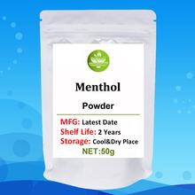 Mentol w proszku mentol menthanol dl-mentol piperitol kryształ mentolowy czysty naturalny ekstrakt z mięty środek aromatyzujący pastę do zębów tanie tanio Jedna jednostka CN (pochodzenie)