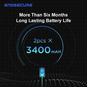 Image 5 - SNOSECURE กันน้ำโทรวิดีโอ WiFi Doorbell Intercom ALARM บ้านไร้สายประตูวิดีโอโทรศัพท์สำหรับ Apartment แบตเตอรี่ประตู