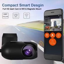 купить V44 hidden recorder WiFi+APP HD 1080P driving Car DVR Wifi APP Control radar detector Night Vision Car Camera Recorder Dash Cam по цене 1668.01 рублей